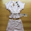Lady Amanda Smart Minimal Belted Top and Shorts Set L259-7920 thumbnail 15