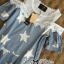 Lady Alexandra Minimal Chic Polka Dot Mini Dress =690.- บาท เดรสสั้น มินิเดรส เดรสน่ารัก ชุดเดรสสวยๆ แฟชั่นเกาหลีพร้อมส่ง เดรสสั้นเสื้อแขนยาวแบบเรียบๆกับกระโปรง Layer ลายจุด ตัวนี้เป็นลุคแบบเรียบๆในสไตล์ minimal แบบสาวเกาหลี เหมาะกับสาวที่ไม่ชอบแต่งตัวเยอ thumbnail 10
