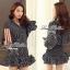 DR-LR-028 Lady Christy Modern Muse Polkadot Dress thumbnail 6