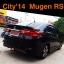 ชุดแต่งรอบคัน ซิตี้ Honda City 2014 2015 Mudulo V2 + MUGEN ท่อคู่ thumbnail 26