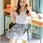 DS-PP-031 Lady Autumn Casual Sweet Hued Lace Set thumbnail 5