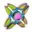 HF227 Fidget spinner -Hand spinner - GYRO (ไจโร) โลหะ สีรุ้ง thumbnail 1