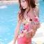SM-V1-155 ชุดว่ายน้ำแฟชั่น คนอ้วน เด็ก ดารา thumbnail 5