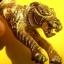 เสือหลวงปู่แย้ม วัดตะเคียน นนทบุรี รุ่น 5 เนื้อทองเหลือง thumbnail 5
