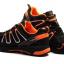 รองเท้าปั่นจักรยาน เสือภูเขา ลำลอง สีส้ม - TB22-B1285-0207 thumbnail 5