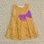 ไซส์ 2-3 ปี Laura Ashley ชุดกระโปรงเด็กผู้หญิง