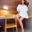 White Lita Off-Shoudler Blouse C143-53A03 thumbnail 1