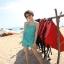 SM-V1-238 ชุดว่ายน้ำแฟชั่น คนอ้วน เด็ก ดารา thumbnail 8