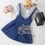 Beauty Jean Set style Lolita Girl S159-75C02 thumbnail 4