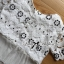 Chloe Embroidered Lace with Pleated and A-Line Skirt Set L167-89C09 thumbnail 10