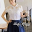 DS-PP-022 Lady Cory Minimal Chic Lace Denim Set thumbnail 6
