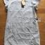 Lady Jill Geometry Flared-Sleeved Brocade Denim Dress L193-69C05 thumbnail 19