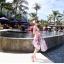 SM-V1-028 ชุดว่ายน้ำแฟชั่น คนอ้วน เด็ก ดารา thumbnail 4