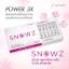 Snowz Gluta สโนวซ์ กลูต้า อาหารเสริมผิวขาวสูตร Power3X thumbnail 3