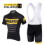 ชุดปั่นจักรยานแขนสั้นทีม LiveStrong เสื้อปั่นจักรยาน กับ กางเกงปั่นจักรยาน(แบบมีเอี่ยม) thumbnail 1
