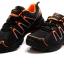 รองเท้าปั่นจักรยาน เสือภูเขา ลำลอง สีส้ม - TB22-B1285-0207 thumbnail 3