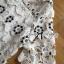 Chloe Spring Flower Asymmetric Guipure Lace Dress thumbnail 8