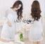 Lady Feona Classic Feminine Lace and Chiffon Dress L246-75C05 thumbnail 2