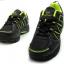 รองเท้าปั่นจักรยาน เสือภูเขา ลำลอง สีดำเขียว thumbnail 3
