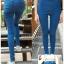 กางเกงยีนส์ ทรงสวย ใส่เข้ารูปได้ดีสวมใส่สบายและฮิตตลอดกาล thumbnail 2