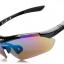 แว่นตาปั่นจักรยาน Robesbon มีคลิปสายตา เปลี่ยนเลนส์ได้หลายสี เลนส์ 5 ชุด R001 thumbnail 6
