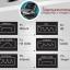 เครื่องลู่วิ่งไฟฟ้า สำหรับศูนย์ฟิตเนส Fitness X5 Light Commercial Treadmill 4.5HP thumbnail 4