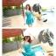 SM-V1-042 ชุดว่ายน้ำแฟชั่น คนอ้วน เด็ก ดารา thumbnail 5