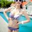 SM-V1-055 ชุดว่ายน้ำแฟชั่น คนอ้วน เด็ก ดารา thumbnail 2