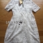 Lady Gabby Pretty Crystal Embellished Lace Shirt Dress L206-99C11 thumbnail 5