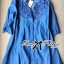 Lady Rosalie Smart Chic Embroidered Denim Shirt Dress thumbnail 3