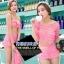 SM-V1-405 ชุดว่ายน้ำเซ็ต 3 ชิ้น สีชมพู (บรา+กางเกง+เสื้อคลุมผ้าลูกไม้) thumbnail 19
