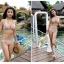 SM-V1-243 ชุดว่ายน้ำแฟชั่น คนอ้วน เด็ก ดารา thumbnail 3