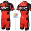 ชุดปั่นจักรยาน แบบชุดทีมแข่ง ทีม BMC ขนาด M พร้อมส่งทันที รวม EMS thumbnail 1