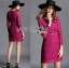 Lady Jane Sweet Modern Twist Embroidered Lace Dress L218-75C02 thumbnail 4