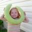 (Whole 1 oz) แตงกวายาว - Armenian Yard long Cucumber thumbnail 1