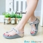 รองเท้าพื้นยางสไตล์ ฟิทฟลอบ คาดดอกไม้ thumbnail 3