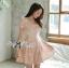 DR-LR-082 Lady Rosy Beautiful Sweet Elegant Dress thumbnail 2