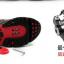 รองเท้าปั่นจักรยาน เสือภูเขา ลำลอง สีส้ม - TB22-B1285-0207 thumbnail 6