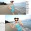 SM-V1-054 ชุดว่ายน้ำแฟชั่น คนอ้วน เด็ก ดารา thumbnail 8