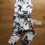 Lady Poppy Tropical Summery Printed Jumpsuit L167-75C06 thumbnail 6