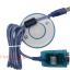USB to DB9 Serial RS232 Adapter thumbnail 1