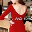 DR-LR-271 Elizabeth's dress colored red by Aris Code thumbnail 6