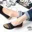 รองเท้าคัชชูสไตล์สุขภาพ หนังนิ่มไล่สีแมท เจาะรูระบายอากาศไม่อับชื้น เก็บหน้าเท้า thumbnail 2