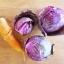 (Whole 1 Oz) กะหล่ำปลีสีม่วง - Purple Cabbage thumbnail 2