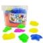 PS093 ทรายนิ่ม Soft Sand Play Sand ทรายสีส้ม หนัก 300 กรัม thumbnail 1