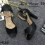 รองเท้าส้นสูง หนังนิ่ม หน้าแบบเปิดข้าง thumbnail 6