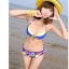 SM-V1-215 ชุดว่ายน้ำแฟชั่น คนอ้วน เด็ก ดารา thumbnail 4