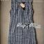 Lady Lesslie Sweet Houdstooth Tweed Dress L134-69C06 thumbnail 7