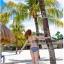 SM-V1-258 ชุดว่ายน้ำแฟชั่น คนอ้วน เด็ก ดารา thumbnail 15