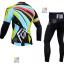 ชุดปั่นจักรยาน เสื้อปั่นจักรยาน และ กางเกงปั่นจักรยาน Fox ขนาด XL thumbnail 2